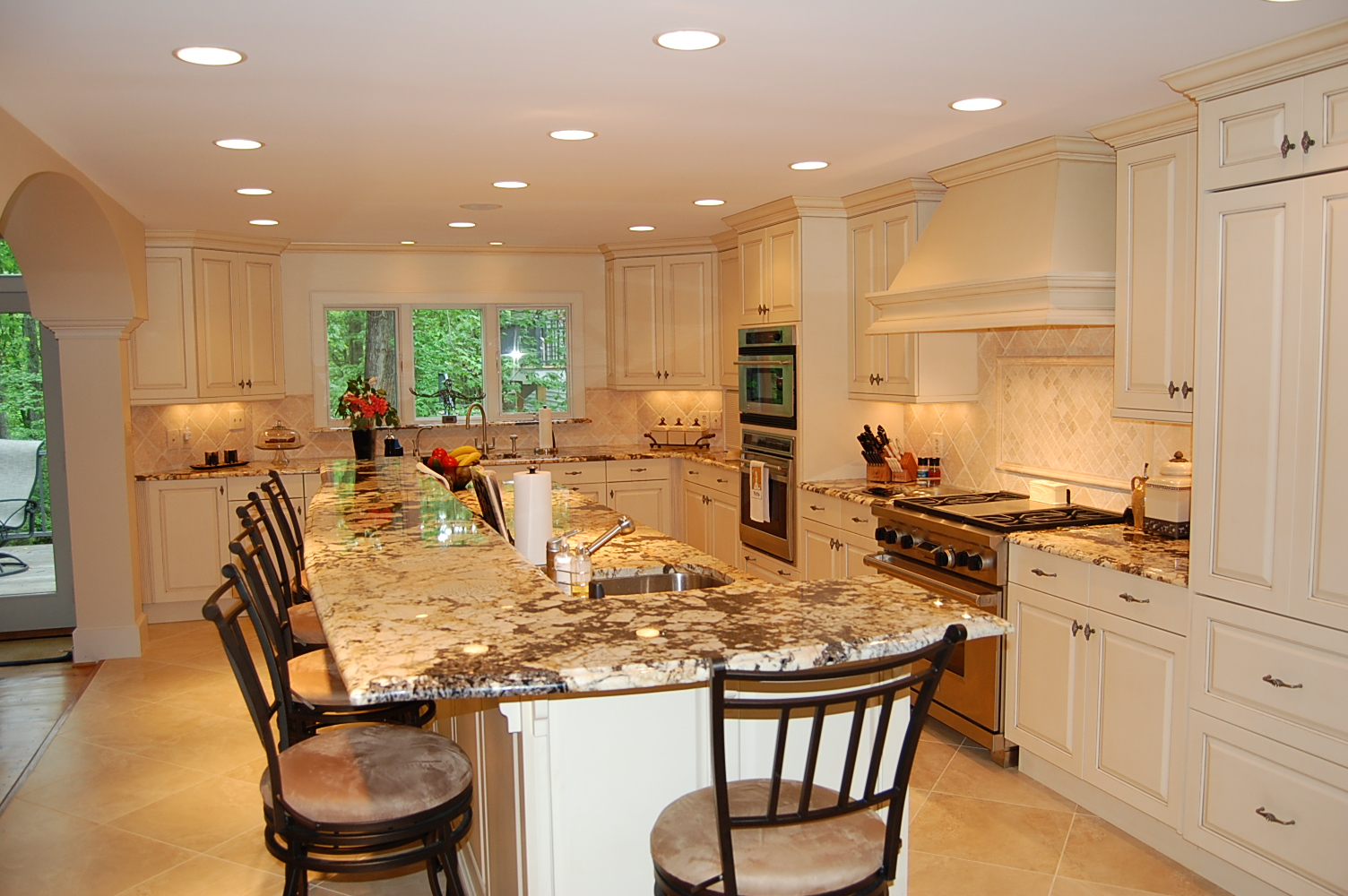 Kitchen Remodeling Richmond Va Interior Gorgeous Portfolio  Classic Kitchens Of Virginia Design Inspiration