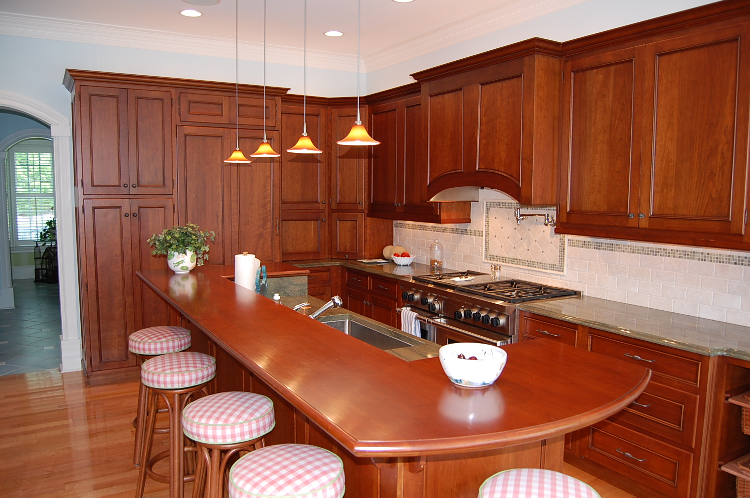 Kitchen Remodeling Richmond Va Interior Extraordinary Portfolio  Classic Kitchens Of Virginia Design Inspiration