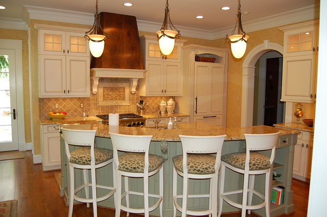 Kitchens Of Virginia Is A Premier Full Service Custom Kitchen Design