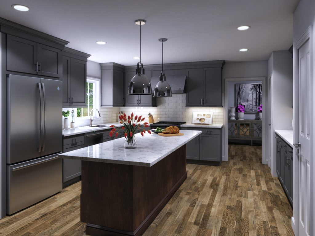 Newtown - Classic Kitchens of Virginia